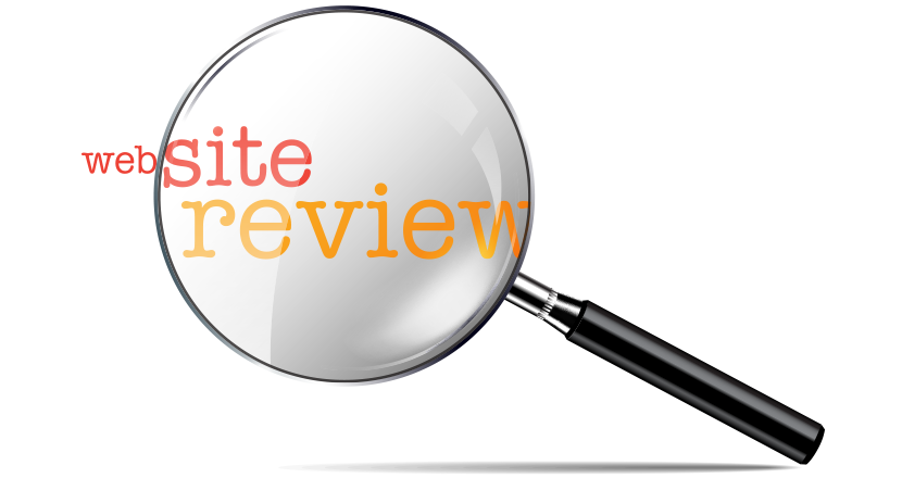 Website Review logo